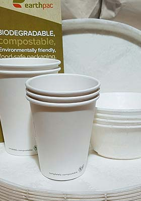 Biodegradable Packaging NZ | Compostable Packaging NZ | Earthpac